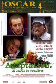 Adaptation. El Ladron de Orquideas