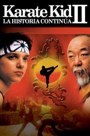 El Karate Kid 2: La Historia Continúa
