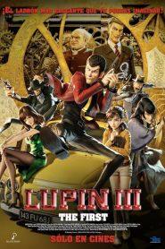 Lupin 3: El Primero / Lupin III: The First