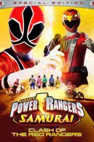 Power Rangers: El Choque de los Rangers Rojo